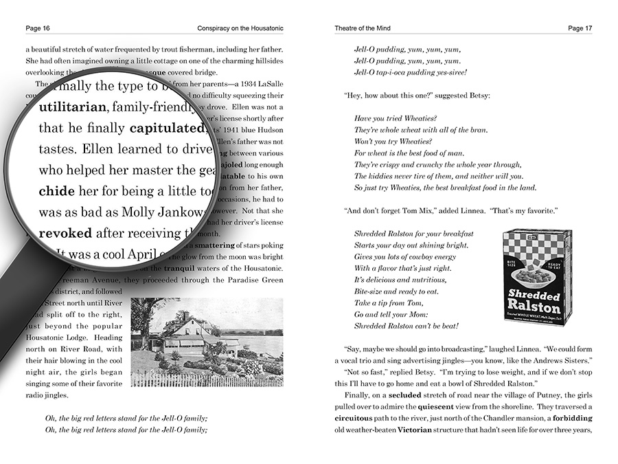 Conspiracy on the Housatonic - Chapter 1 sample